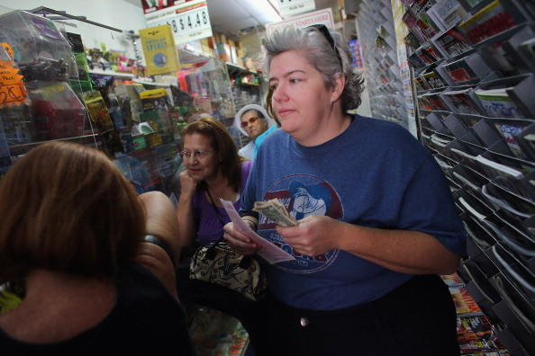 Florida Powerball sales for 2012 surpassed $600 million, tops in the nation.