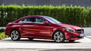 Detroit Auto Show: Mercedes offers sneak peek of all-new CLA