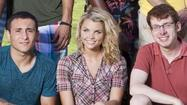 'Survivor: Caramoan Fans Vs. Favorites' cast