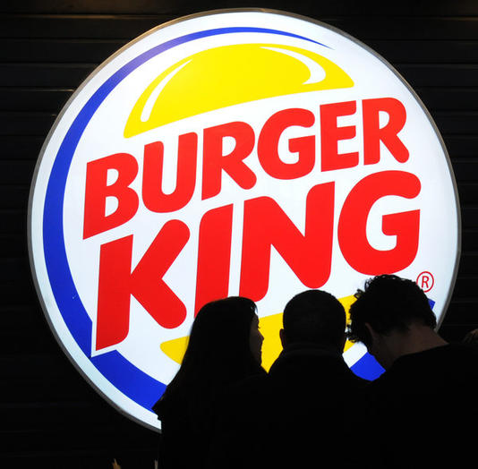Burger King sex case