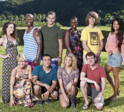 'Survivor: Caramoan Fans Vs. Favorites' cast: Bikal tribe (favorites)