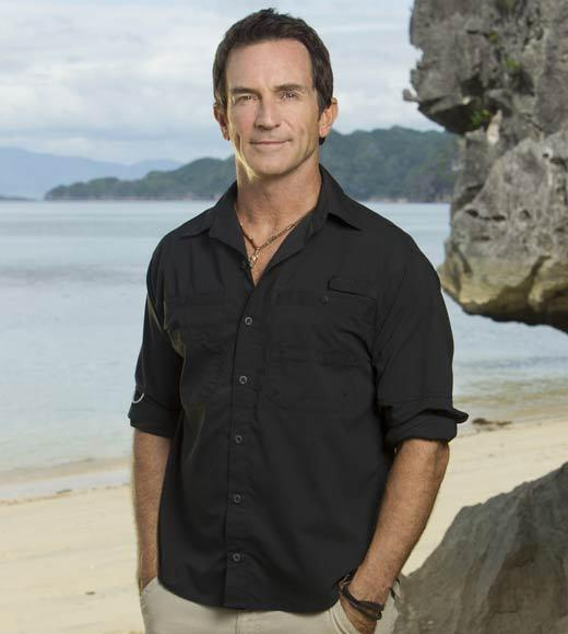 'Survivor: Caramoan Fans Vs. Favorites' cast: Survivor host Jeff Probst