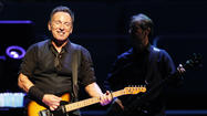 3. Bruce Springsteen & the E Street Band, $115.1 million
