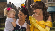 Melissa Rycroft at Epcot