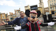 Drew Carey at Hollywood Studios