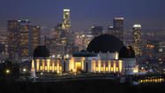 Man About Town: Our view of the cosmos from an L.A. hilltop