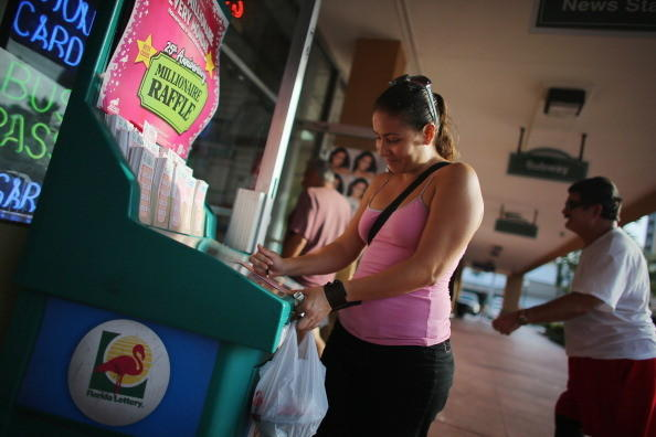 The chances of hitting Powerball are 1 in 175 million. For Florida Lotto, it's 1 in 23 million.