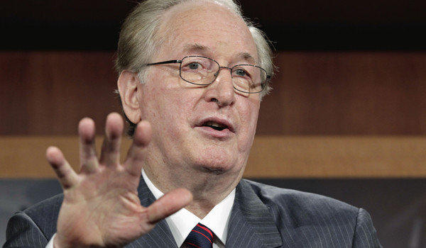 Sen. Jay Rockefeller won't seek reelection.