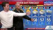 Mark Wahlberg does traffic, weather reports on Philly TV station