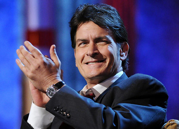 Charlie Sheen is at it again: giving away money, this time to help cover funeral expenses.