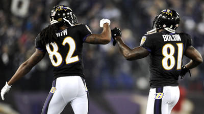 Ravens receivers a big factor after struggling in first game vs…