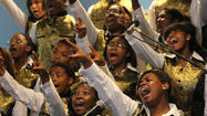 The Soul Children of Chicago, a popular group of young singers, will be among the entertainers slated to perform in Washington during an inaugural event for children of military families, the Presidential Inaugural Committee announced Friday.