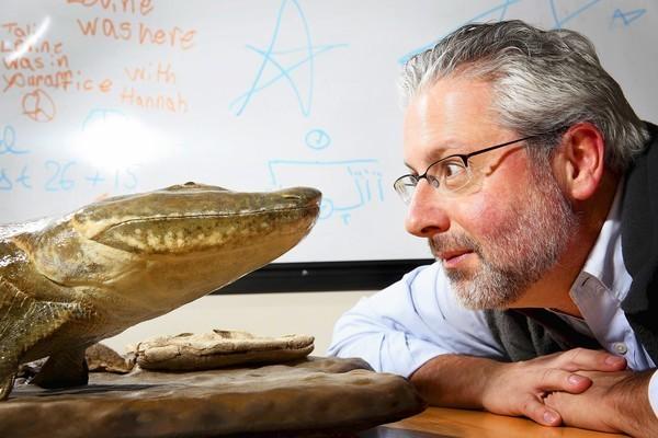 Interview with neil shubin chicago tribune for Neil shubin your inner fish