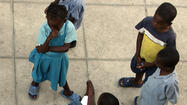 Haiti orphanage