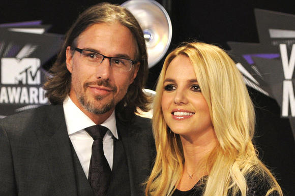 Britney Spears and Jason Trawick split up