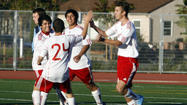 Photo Gallery: Burroughs vs. CV boys' soccer