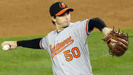 Orioles right-hander Miguel Gonzalez invited to pitch for Mexico in World Baseball Classic