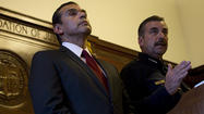 Mayor Antonio Villaraigosa has every reason to be proud of his public safety record. He worked well with Los Angeles Police Chief William J. Bratton, who had been hired by the mayor's predecessor, James Hahn. When Bratton left, Villaraigosa oversaw a thoughtful process to vet potential replacements and settled on the capable Charlie Beck. Over the course of Villaraigosa's nearly eight years as mayor, crime has significantly declined; in each of the last three years, there were fewer than 300 murders in the city, a sea change from a generation ago. Villaraigosa will leave Los Angeles far safer than he found it.
