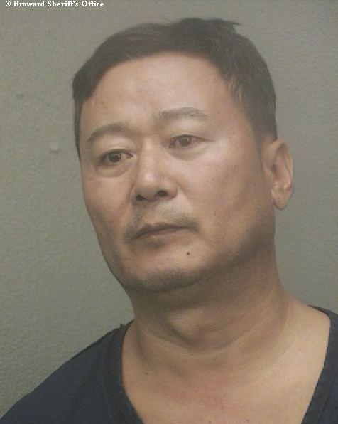 Jong Chul Lee is accused of practicing dentistry without a license in Fort Lauderdale