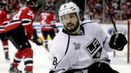 For Kings defenseman Drew Doughty, this season is all about making the right decisions.