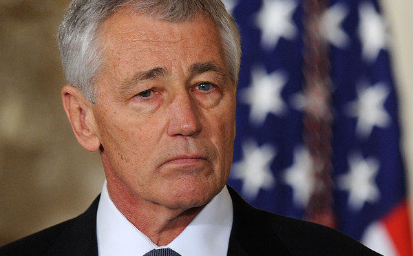 """Once you start [an attack on Iran] ... you'd better be prepared to find 100,000 troops, because it may take that,"" Chuck Hagel warned in 2010. President Obama nominated Hagel to be Secretary of Defense on Jan. 7."
