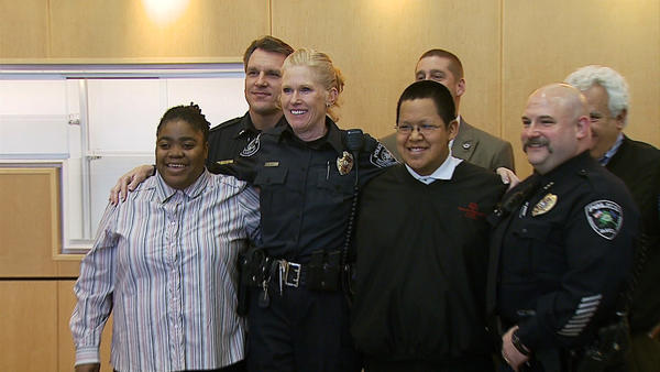 Anchorage Police Officer Heading to South Korea for Special Olympics