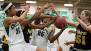 Mt. Hebron at Atholton girls basketball [Pictures]