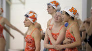 McDonogh vs. Notre Dame Prep swim meet [Pictures]