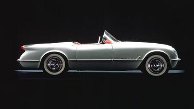 60 years, six generations of Corvettes