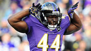 The Ravens had four players selected for the Associated Press' annual All-Pro squad.