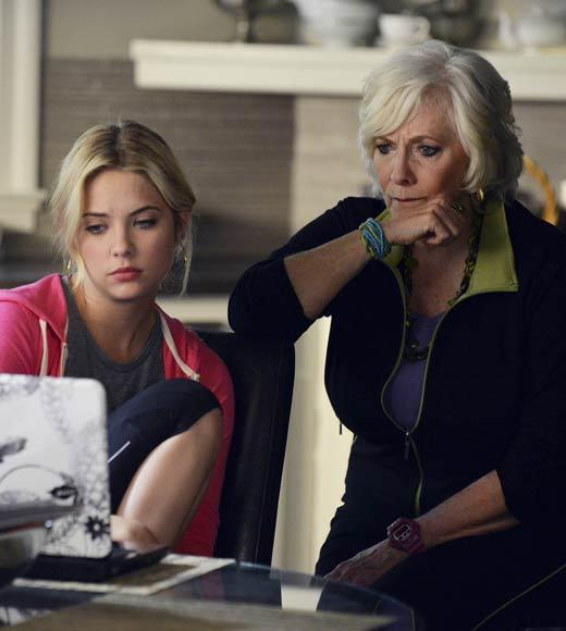 'Pretty Little Liars' Season 3B pictures: Episode 14, titled Shes Better Now, airing Tuesday, Jan. 8.
