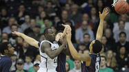 UConn Men's Basketball Vs. Notre Dame