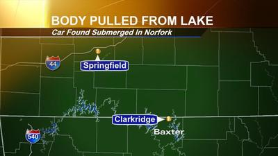 Body of man missing man recovered from Norfork Lake