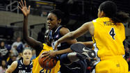 Inside And Out, UConn Women Dominate Marquette, 85-51