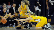 Pictures: UConn Women At Marquette
