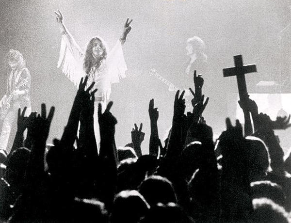 "Black Sabbath's ""13"" will be the band's first disc with frontman Ozzy Osbourne since"