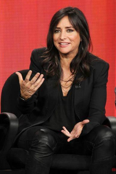 Overheard at 2013 Winter TV Press Tour: I just started getting pregnant a lot. -- Pamela Adlon of Californication on why she spent a few years doing mostly voice-over work.