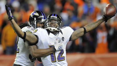 Mike Preston grades the Ravens' 38-35 win over the Denver Bronc…