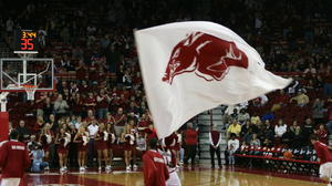 Arkansas Razorbacks: Powell leads Hogs to first SEC win over Vanderbilt