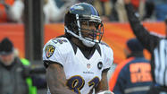 <a>Ravens</a> speedy wide receiver Torrey Smith kept accelerating past Denver Broncos star cornerback Champ Bailey on Saturday, finding another gear that the veteran defensive back couldn't match or even approach.