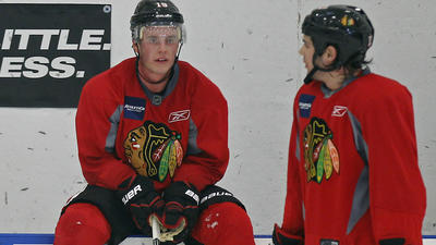 New Hawks roster looks about same as old one