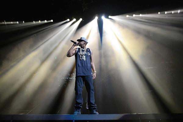 Jay-Z performs at Barclays Center in New York in September. University of Arizona students hoping for an easy minor of just sitting back and listening to Jay-Z probably shouldn't enroll, a professor says.