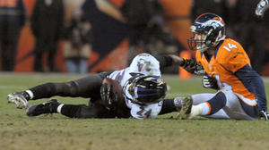 Ravens notebook: Corey Graham comes up big against Broncos