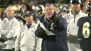 ND nation breathes sigh of relief, Brian Kelly staying