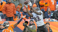 Ravens beat Denver Broncos, 38-35, in AFC divisional playoff