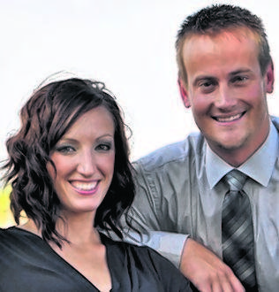 Ryan Dellman and Lyndse Ruenz of Sioux Falls are engaged and plan a April 27th wedding at Risen Savior Catholic Church in Brandon, SD. Parents of the couple are Daniel and Kathy Dellman of Brandon and Lynn and Carma Ruenz of Hecla. The groom-to-be graduated  from South Dakota State University in 2009 with a Bachelor of Science in Nursing. He is employed at Avera McKennan Hospital in Sioux Falls as an Emergency Room Registered Nurse.  The bride-to-be graduated from Presentation College in 2010 with a Bachelor of Science in Nursing. She is employed at Sanford Hospital in Sioux Falls as an Emergency Room Registered Nurse. The couple will reside in Sioux Falls.