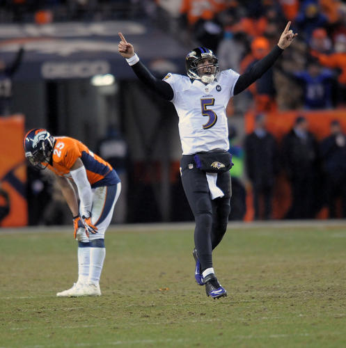 Five Things We Learned from the Ravens' 38-35 2OT win over the Denver Broncos - Hartford Courant