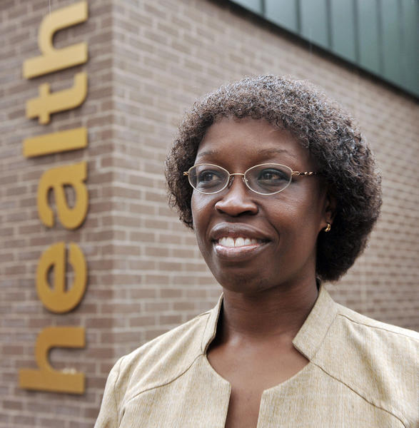 Dr. Angela Wakhweya is the new Health Officer of the Anne Arundel County Department of Health.