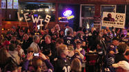 On morning after, restaurants cast net for Ravens faithful