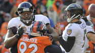 Bryant McKinnie at left tackle has made enormous difference to Ravens